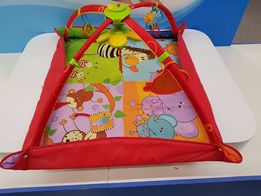 Развивающий коврик Разноцветное сафари Tiny Love 5 в 1