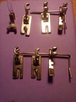Лапки и запчасти для швейных машин