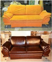 Ремонт-перетяжка-обивка мягкой мебели
