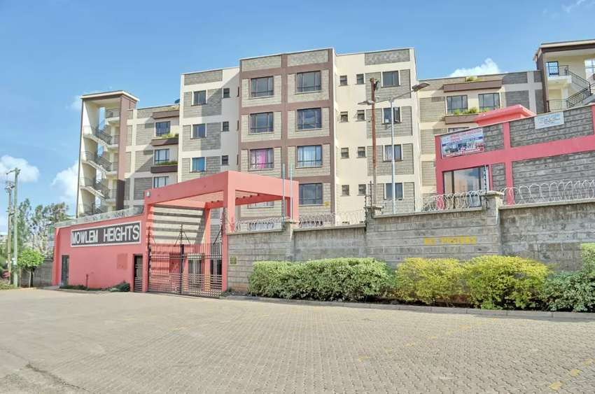 3bedroom apartments in mohlem 0