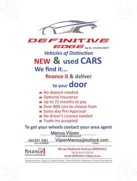 Definitive Edge Auto Vehicles of Destinction