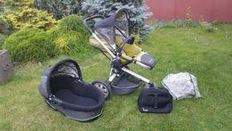 Wózek Quinny Buzz gondola, spacerówka, torba