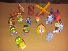 Игрушки из киндер сюрпризов.(15 штук).