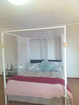 Queen Size four poster bed urgent sale