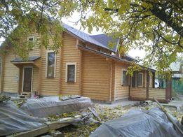 Будівництво деревяних будинків,альтанок,саун та інших виробів з дерева