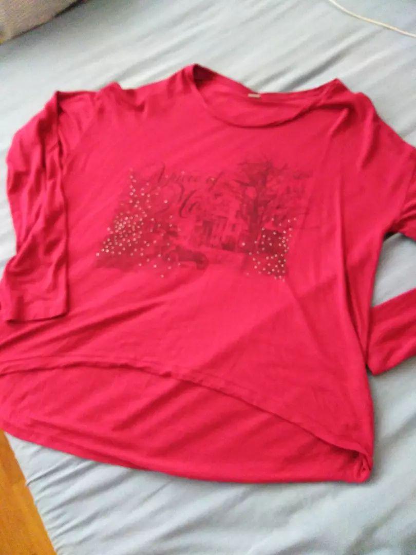 Tenké tričko 0