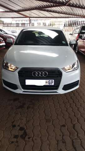 Audi A1 1.4t Fsi Attraction S-tron 3dr