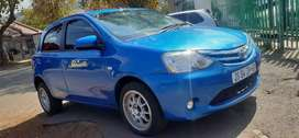 TOYOTA ETIOS IN EXCELLENT CONDITION
