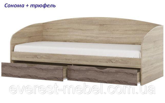 Кровать с выдвижными ящиками Комфорт. Доставка по городу 200 грн. Одесса - изображение 2