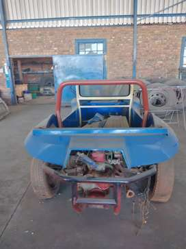 1400 Beach buggy project