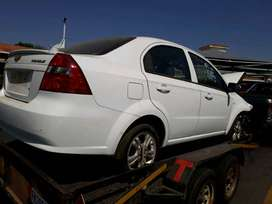 Chevrolet Aveo stripping for spares