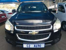 2013 Chevrolet Trailblazer 2.5 Diesel