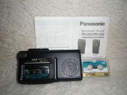Диктофон японский ленточный (новый)
