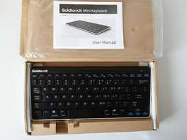 Goldtouch SK-9071 Bluetooth Wireless Keyboard. Brand new in a box with