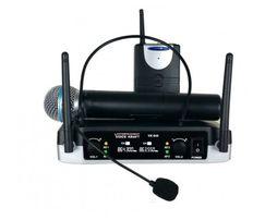 Wynajem wypożyczalnia mikrofon bezprzewodowy dynamiczny nagłowny