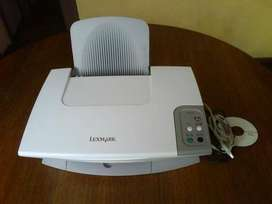 Lemmark Printer