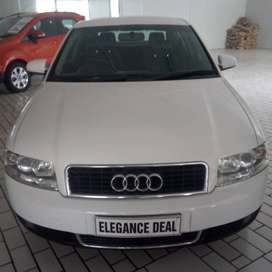 2002 Audi A4 3.0 for sale.
