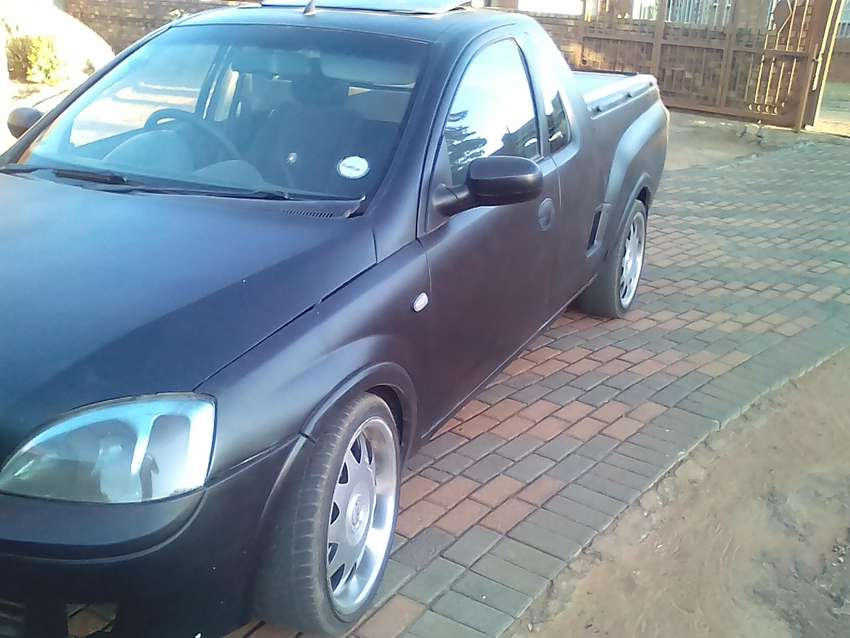 opel corsa utility for sale price negotiable contact 0
