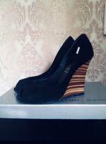 Туфлі фірмові італійські, Loriblu, Натуральний замш, 35 р, туфли