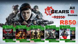 Gears 5 Xbox One Collection