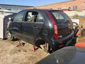 TATA INDICA VISTA STRIPPING FOR SPARES
