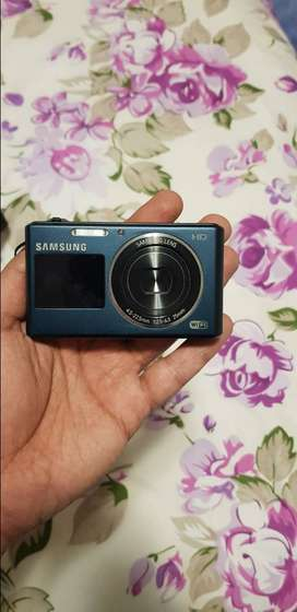 Sony Handycam and Samsung Smart Camera