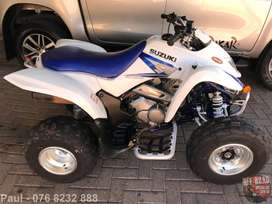 WANTED: SUZUKI LTZ or OZARK 250 QUADS - ltz250 ozark250