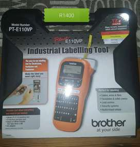 Brother industrial labeling tool