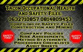 Tacon Occupational Health and Safety Files