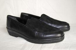 Buty NOWE mokasyny półbuty firmy GABOR roz. 37,5 dł. wkł. 24 cm