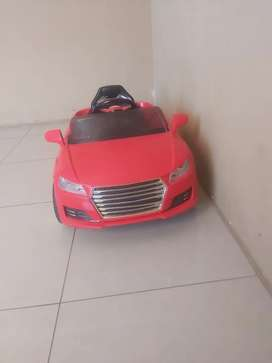 Second hand kids remote car