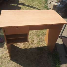 Computer stand and desk
