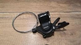 Lewa manetka Shimano SLX 2/3x10sp
