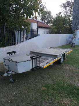 Quad Trailer for sale or to swop for what you have