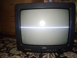 Продам телевизор JVC C14Z на запчасти или под восстановление.