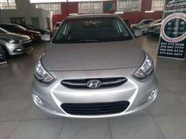 2015 Hyundai Accent 1.6 Fluid Auto