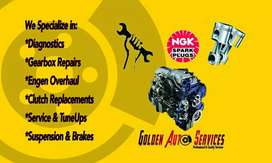 We fix all type of cars including  Germany and Korean free diagnosis