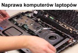 Naprawa komputerów laptopów Tarnowskie Góry, Świerklaniec, Pyrzowice