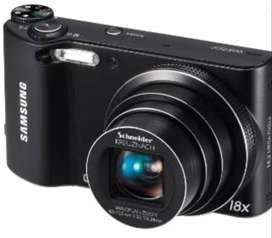 Samsung Long Zoom Smart Camera and Canon Camcorder