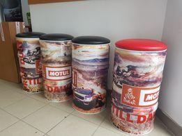 Beczka olej motul dakar siedzenie 60 litrow