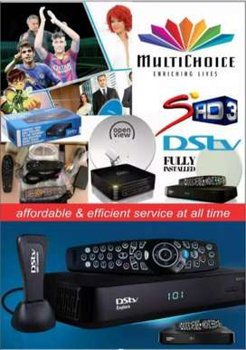 Dstv & OVHD Signal Repairs Extraview Relocation services