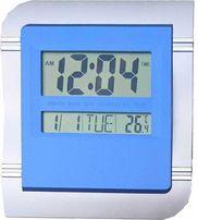 Часы настенные настольные электронные большой дисплей большие цифры