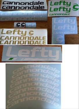 Cannondale decal kits