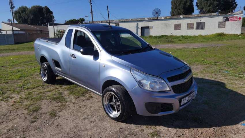 Neat Chev utility for sale
