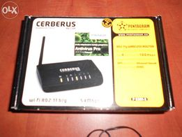 Router CERBERUS P6381-3 Pentagram Wi-Fi (bezprzewodowy)
