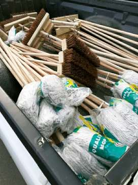 Brushware - Cleaning Equipment and Detergents