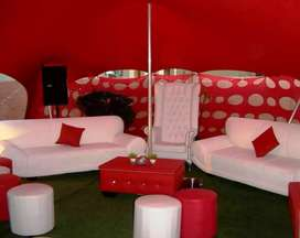 3d tents special for the new year