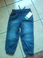 NOWE spodnie h&M. Rozmiar 92. JEANSY
