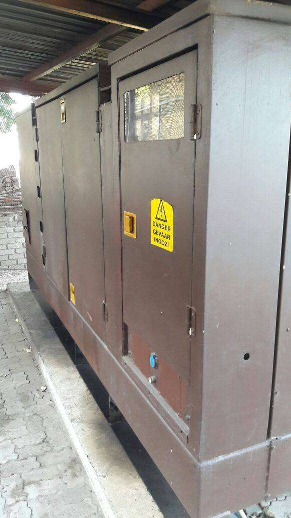 Diesel Generator for a shopping centre - 350 KVA 0