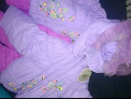 Акция! Зимний комбинезон куртка на 3года, костюм, пуховик